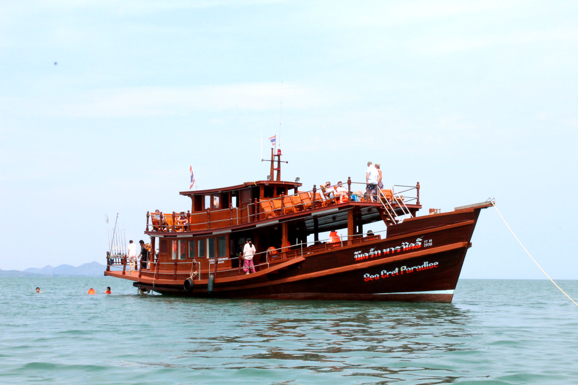 sea cruise huahin